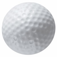 Golf Ball Cupcake 12 Count Rings