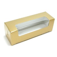 Golf Ball/Mint Box Window Gold