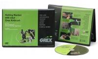 GREX Airbrush Get Started DVD