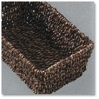 Guest Towel Basket SeaGrass