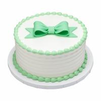 Gum Paste Bow Pastel Green