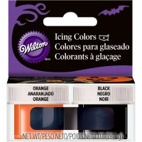 Halloween 2-Color Icing Kit