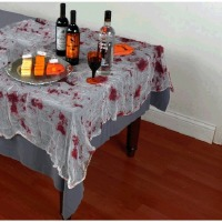 Halloween Bloody Tablecover
