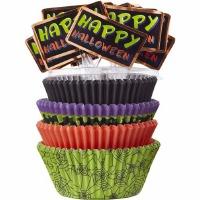 Halloween Combo Standard Baking Cups  125