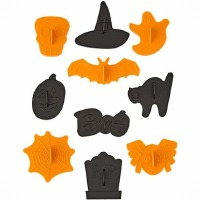 Halloween Icon CC/Stamp Set 10