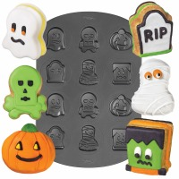 Halloween Sandwich Cookie Pan