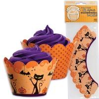 Halloween Treat Wraps 48