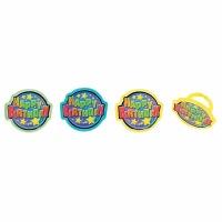 Happy Birthday Rings 12 CT