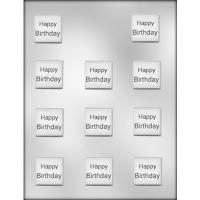 Happy Birthday Square Mint (11)