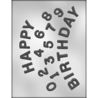 Happy Birthday w/Numbers (23)