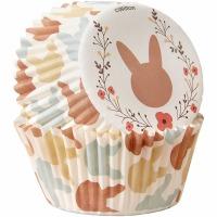 Happy Bunny Baking Cup 75