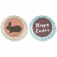 Happy Easter Baking Cup 100