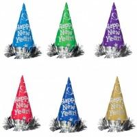 Happy New Years Hats 12 CT