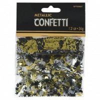 Happy NY Confetti Mix