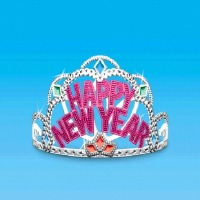 Happy NY Princess Tiara