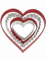 Heart Nested CC Set 4 PC