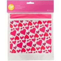 Heart Toss Resealable Bag 20CT