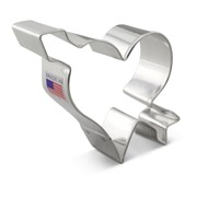 Heart w/ Arrow Cookie Cutter
