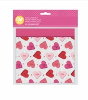 Hearts Resealable Bags 20CT