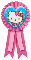 Hello Kitty Award Ribbon