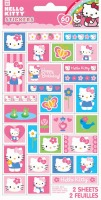 Hello Kitty Sticker Sheets 2CT
