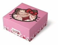 Hello Kitty Treat Box 3 Count
