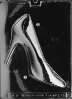 High Heel Mold PC-1
