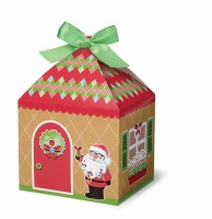 Holiday Sharing Tent Treat Box