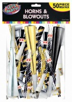 Horns & Blow Outs 50 CT
