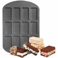 Wilton Ice Cream Sandwich Pan 12 Cavity