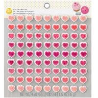 Icing Dec Micro Mini Hearts 81