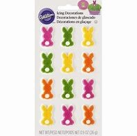 Icing Decor Easter Bunny Tail