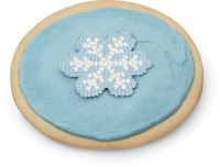 Icing Decoration Snowflakes 18 CT