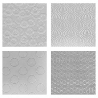 Impression Mat Assort. Circles