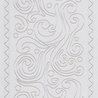 Impression Mat Filigree Lace 4