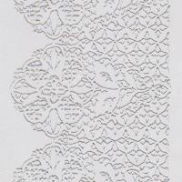 Impression Mat Lace Scallop 4