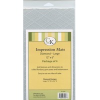 Impression Mat - Lg Diamond