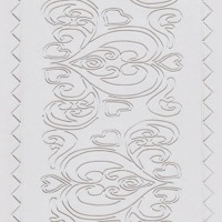 Impression Mat Royal Lace 4