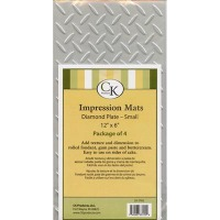 Impression Mat Sm Diamnd Plate