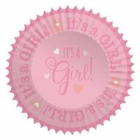 It's a Girl Cupcake