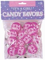 It's A Girl Lollipops