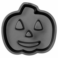 Jack-O-Lantern Pan with Flutes