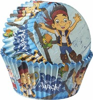 Jake Never Land Pirate Baking Cup 50