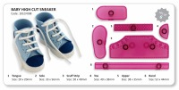JEM High Cut Sneakers Set/6