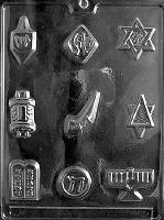 Jewish Assort Mold