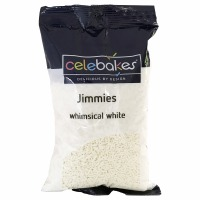 Jimmies 16 OZ White