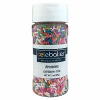 Jimmies 3 OZ Mixed Colors