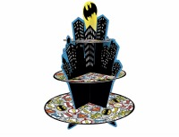 Justice League Cupcake Stand