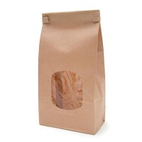 Kraft Cookie Bag Win5X2X9 25CT