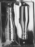 Large Champagne Bottle Mold